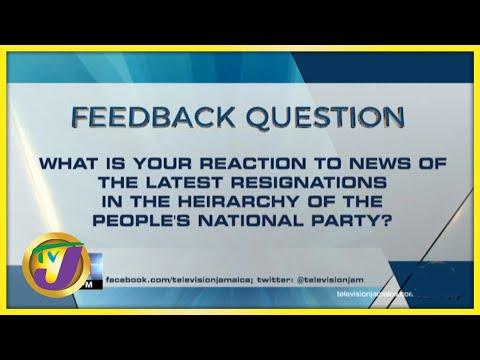 Feedback Question | TVJ News July 16 2021