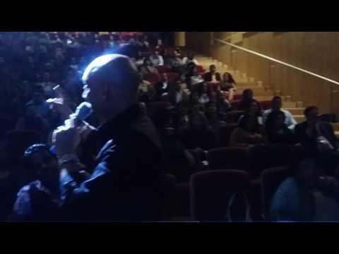 Rajesh Panwar live At Rotterdam Theater aan de Schie 2017