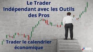 Trader le calendrier économique avec Admiral Markets!