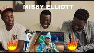 Missy Elliott - Throw It Back (Official Music Video) Reaction