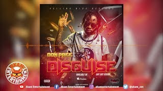 Don Pree - Disguise - January 2019