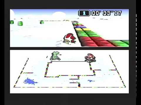 Super Mario Kart (PAL) Time Trial – Vanilla Lake 1 (VL1) – 9