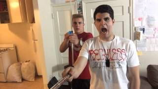 LATE NIGHT SHENANIGANS!! | Christian Delgrosso