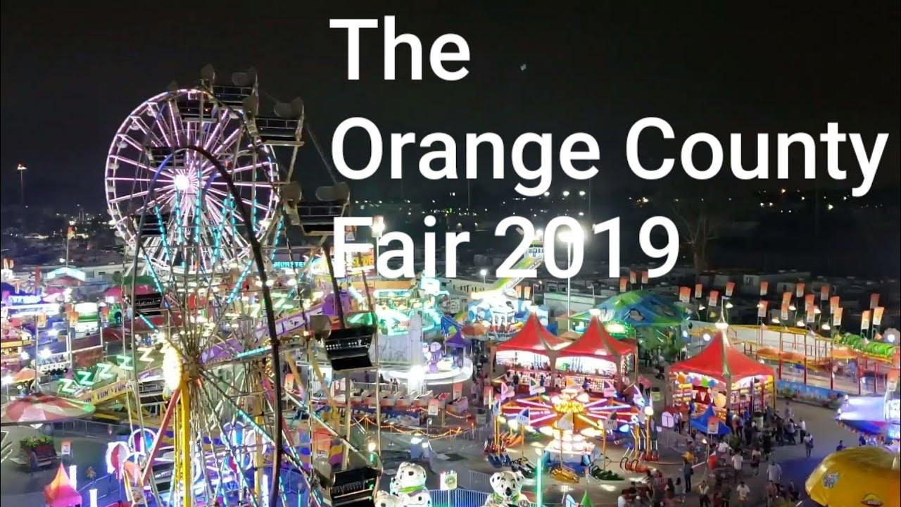 Beaumont Fair 2020.Orange County Fair Dates 2019 Oc Fair 2019 2019 10 24
