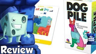 Dog Pile Review - with Tom Vasel
