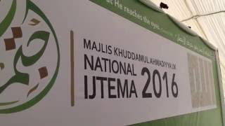 MKA UK Ijtema 2016 Day 1 Highlights