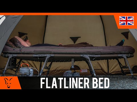 ***CARP FISHING TV*** NEW FLATLINER BEDS