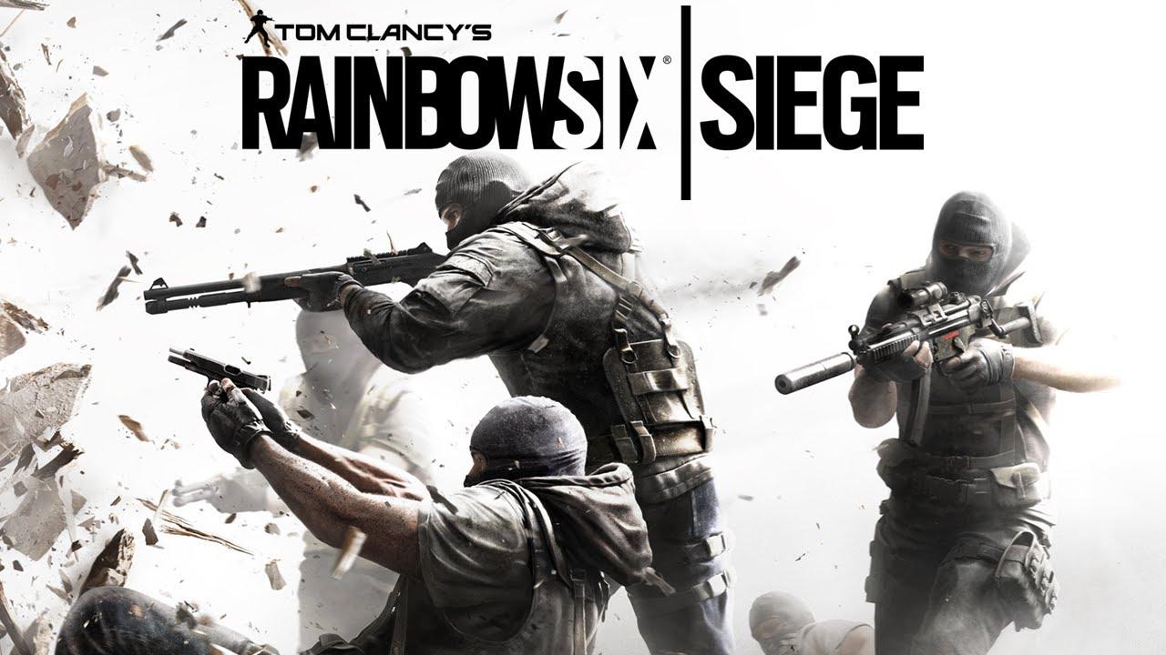 Tom Clancy's Rainbow Six: Siege - Первый Взгляд (закрытая бета .