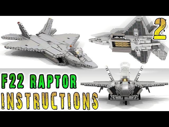 Lego F 22 Lego F 22 Raptor Lego Lego Military Lego Lego Moc Mini F