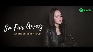 So Far Away   Avenged Sevenfold (Fatin Majidi Cover)