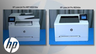 Competitive Performance Evaluation: Color LaserJet Pro MFP M281fdw and M254dw | HP LaserJet Pro | HP