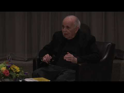 Stanley Fish In Conversation With Ilan Stavans At Amherst College