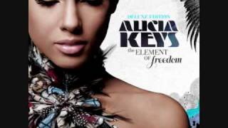 Alicia Keys - Unthinkable (I'm Ready) - The Element Of Freedom