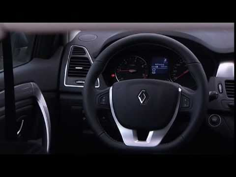 2011 Renault Laguna Estate Gt Interior Youtube