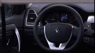 ? 2011 Renault Laguna Estate GT - interior