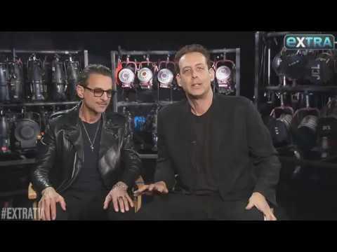 Dave Gahan interview 2017 (extra tv)