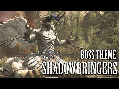 FFXIV OST Shadowbringers Boss Theme ( Insatiable ) Mp3