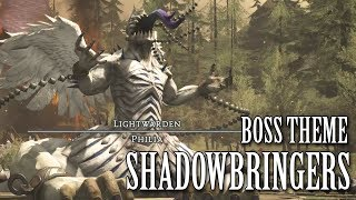 FFXIV OST Shadowbringers Boss Theme ( Insatiable )