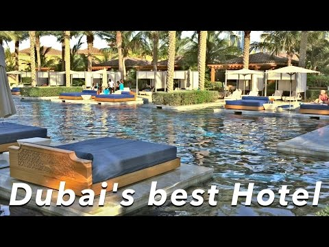 Hotel Dubai: The One & Only Dubai Palm Five Star Hotel