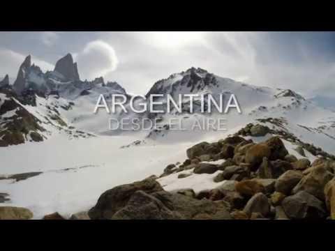 ARGENTINA DESDE EL AIRE
