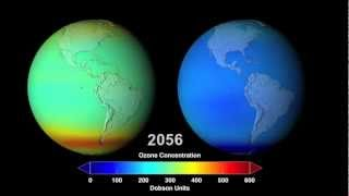 What would have happened to the ozone layer if chlorofluorocarbons ...