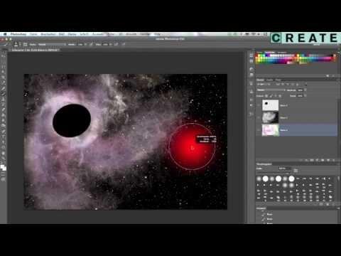 12. Photoshop Elements Tutorial: Avoid the Black Hole ...
