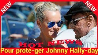 Pour protéger Johnny Hallyday, Laeticia transforme leur résidence de Marnes La Coquette