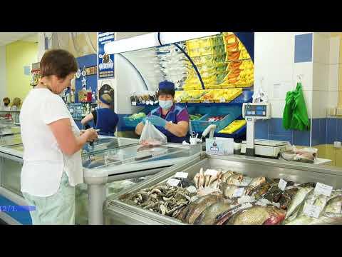 ТРК ВіККА: Широкий вибір риби та завжди свіжа продукція у магазинах ТМ «Нептун»