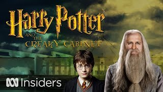 Harry Potter and the Creaky Cabinet