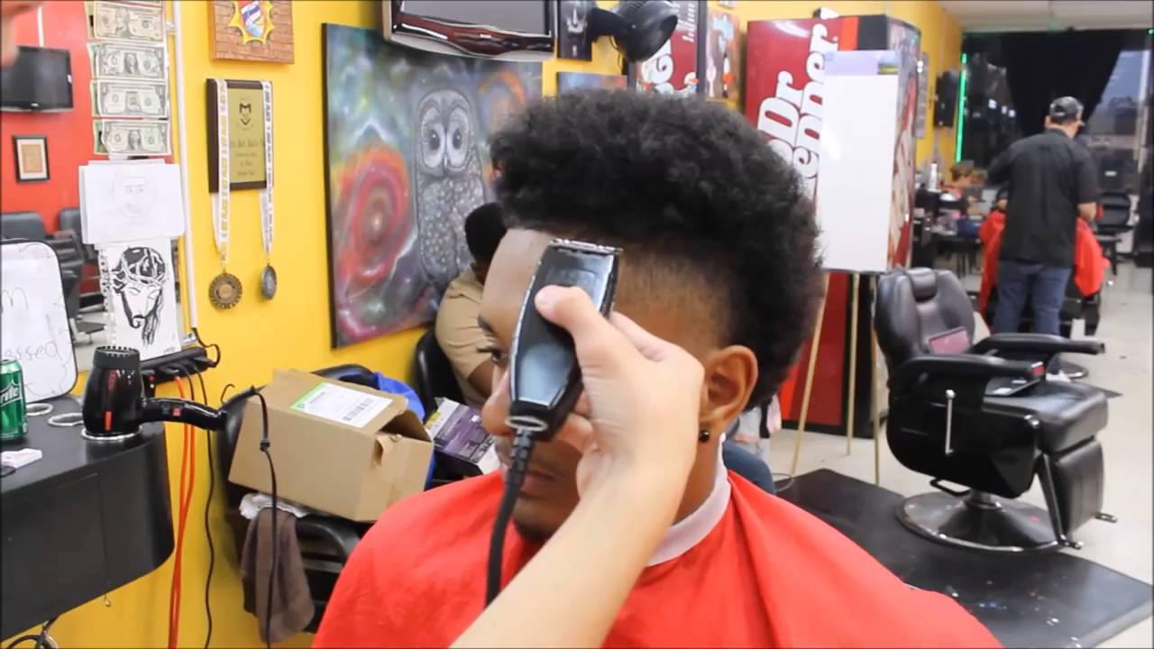 Swaggy P Haircut Youtube