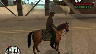 GTA San Andreas Animals!!