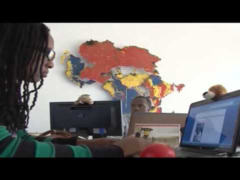 Rwanda's development of incubation hubs to develop local solutions -- Part 2