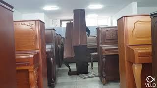 피아노 혼자 차에 올리기 Moving the Piano…