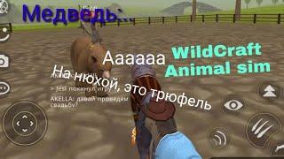 Приколы в Wildcraft Онлайн игра...