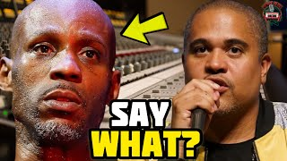 BREAKING: Irv Gotti Let The Cat Outta The Bag And Drops The True Cause OF DMX's Death!
