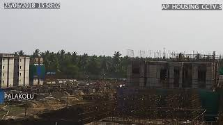 APTIDCO Construction works Latest Developments as on 25/06/2018 Ayyapp swamy / penukulapadu-AP-India