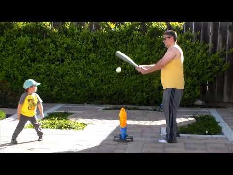 Fisher Price Triple Hit Baseball Fun Game !!!
