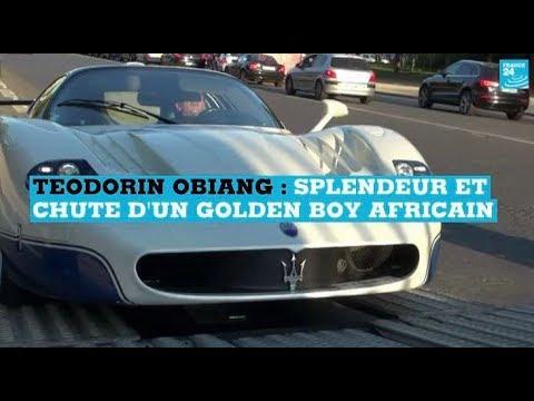 Teodorin Obiang : splendeur et chute d'un golden boy africain