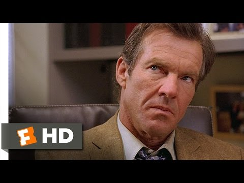 In Good Company (9/10) Movie CLIP - If You Fire Him, You Have to Fire Me (2004) HD