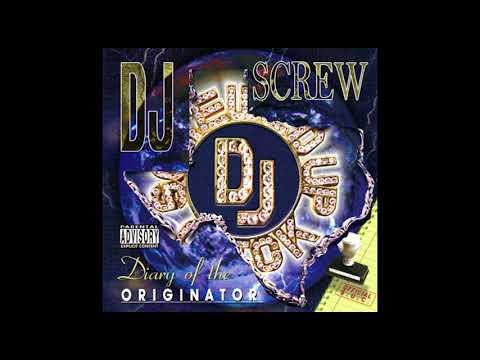 DJ Screw - Nights Of Pleasure (Loose Ends)