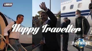 Κυριάκος Μητσοτάκης: Happy Traveller | Luben TV