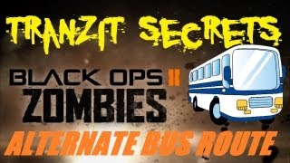 Tranzit Zombies Secrets: Alternate Bus Routes, Time Travel, and Bus Driver Locations