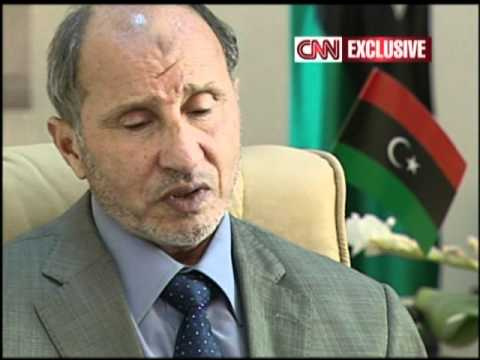 LIBYA NATIONAL TRANSITIONAL COUNCIL CHAIRMAN TALK CNN