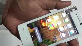 Karbonn Titanium S4 plus Mobile Unboxing Video