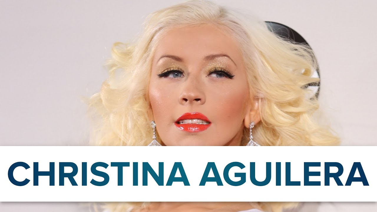 Fun facts about christina aguilera right! like