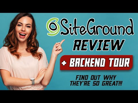 Siteground Review With Backend Walkthrough ❌ TRUTH REVEALED