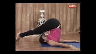 Yoga For Obesity & Diabetes | Sarvangasan | Halasan | Karnapidasan