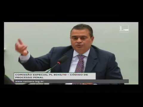 PL 8045/10 - CÓDIGO DE PROCESSO PENAL - Audiência Pública - 23/08/2016 - 14:48