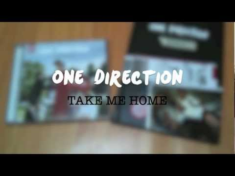 One Direction - Take Me Home Unboxing (Standard and Yearbook Edition) Mp3