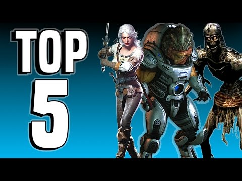 Top 5 Modern RPG Franchises